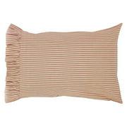 Breckenridge 2 Piece Pillow Case Set by VHC Brands