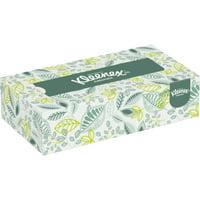 Kleenex, KCC21601CT, Naturals Facial Tissue, 48 / Carton, White