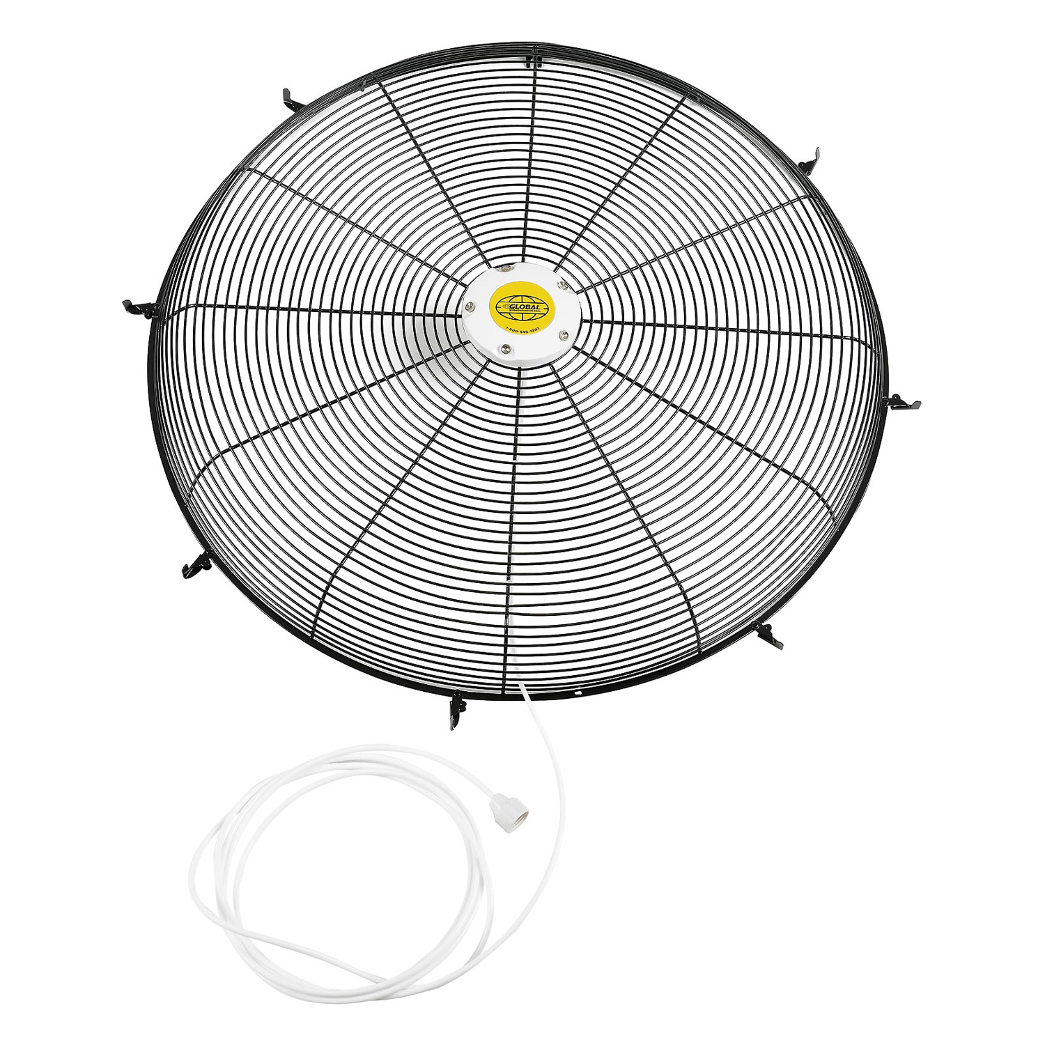 """Misting Front Fan Grille For 24"""" Pedestal and Wall Mounted Fan, Lot of 1"""