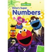 Sesame Street PBS Kids: Sesame S-Elmos Super Numbers (Other) by Sesame Street