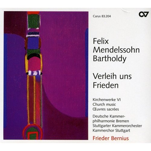 Verleih Uns Frieden: Church Music 6