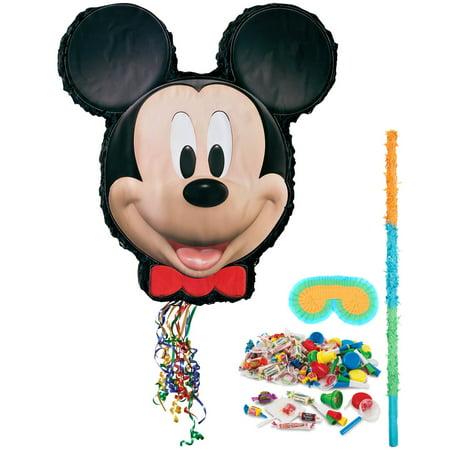 Disney Mickey Mouse Pinata Kit - Minnie Mouse Pinatas