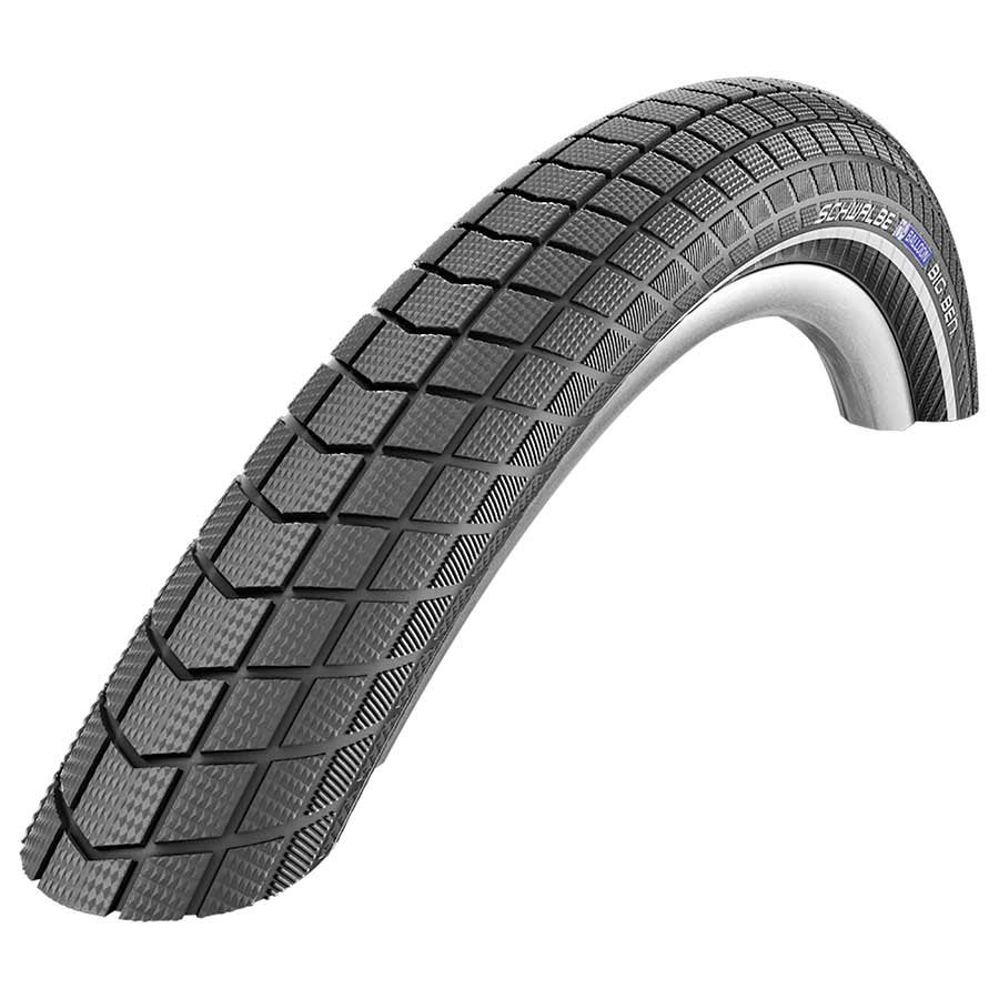 Schwalbe, Big Ben, 26x2.15, Wire, Endurance, Clincher, RaceGuard, 67TPI, 30-55PSI, Black