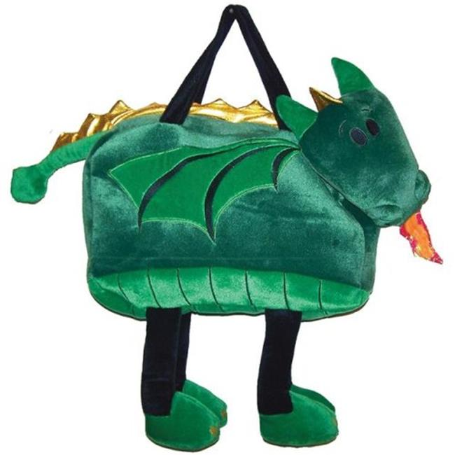 Sassafras Enterprises 3570DR Puff the Magic Dragon Kids Overnighter Bag