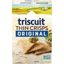 Crackers: Triscuit Thin Crisps
