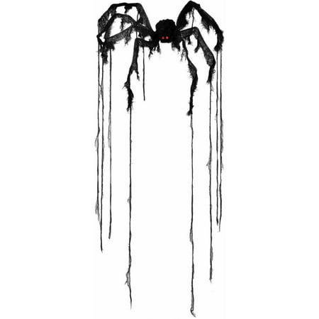 Swamp Spider Halloween Decoration - Black Cat Blow Up Halloween Decoration