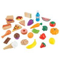 KidKraft 30-pc. Play Food Set