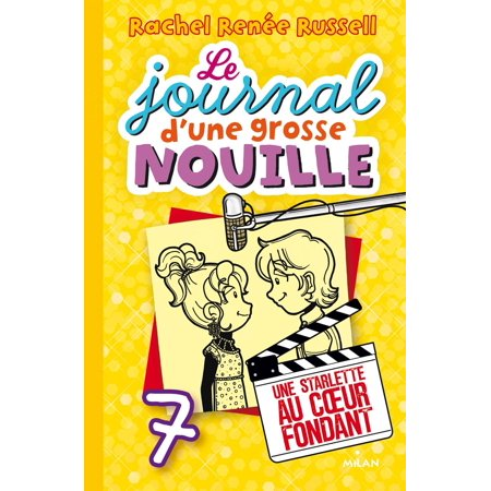 Le journal d'une grosse nouille, Tome 07 - eBook (Große Mode)
