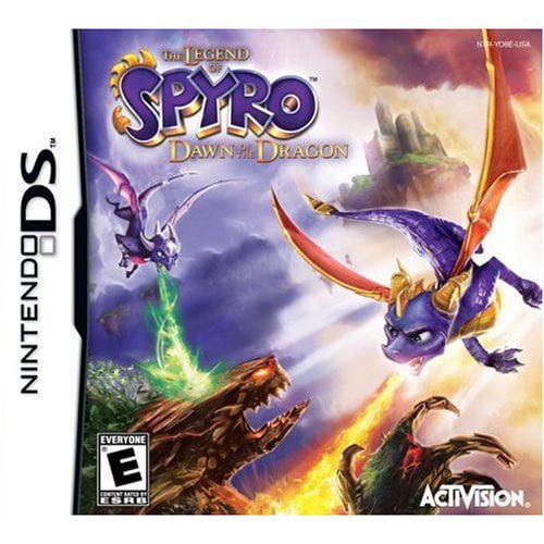 Spyro: Dawn of the Dragon (DS)