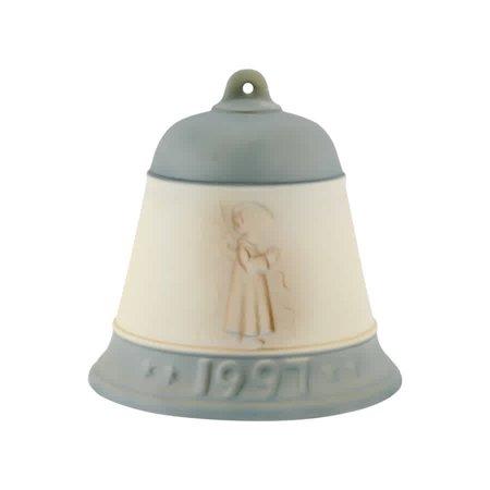 Hummel 1997 Thanksgiving Prayer Bell 155040