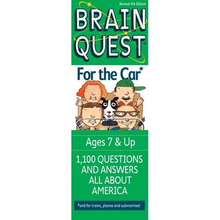 Brain Quest For the Car](Brain Breaks In The Classroom)