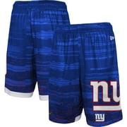 New York Giants New Era Training Daze Shorts - Royal