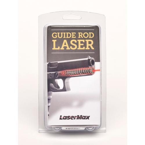 LaserMax Guide Rod Laser Glock 22, Gen 4 Models ONLY LMS-G4-22