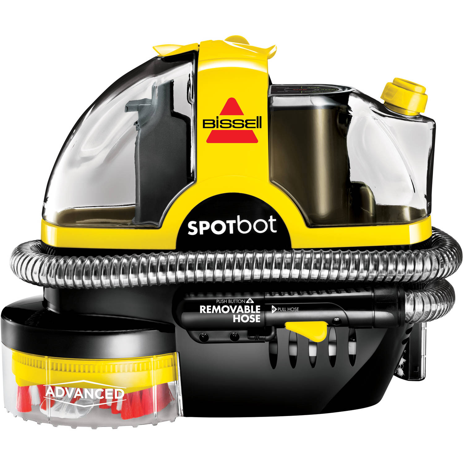 BISSELL SpotBot Portable Spot and Stain Cleaner with Antibacterial Formula, 1711