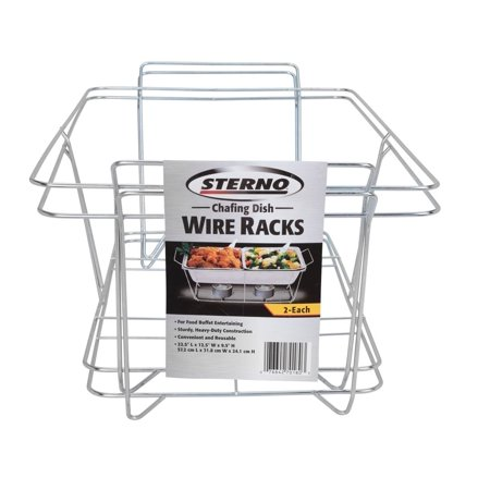 Product of Sterno Chafing Dish Wire Rack, 2 pk. [Biz Discount] (Chafing Rack)