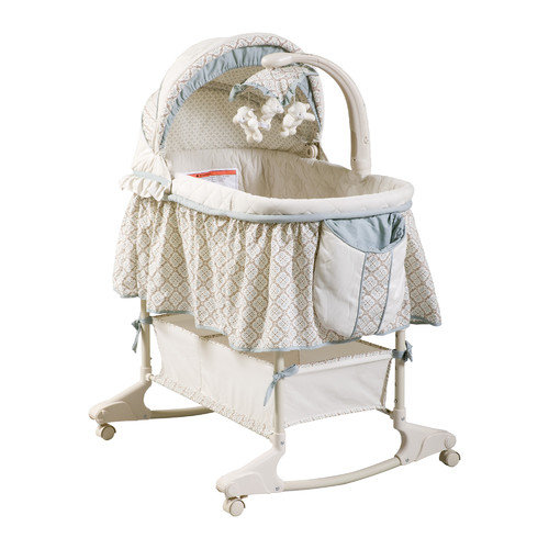 Delta Children Gliding Bassinet, Clayton