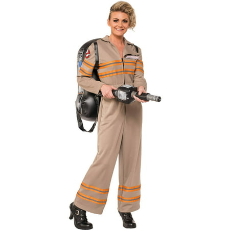 Deluxe Ghostbuster Adult Halloween Costume - As Bruxas Do Halloween
