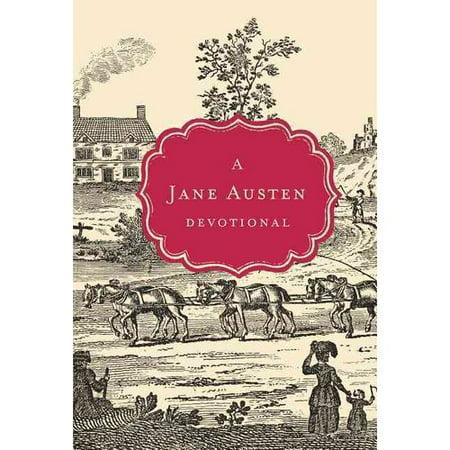 A Jane Austen Devotional by