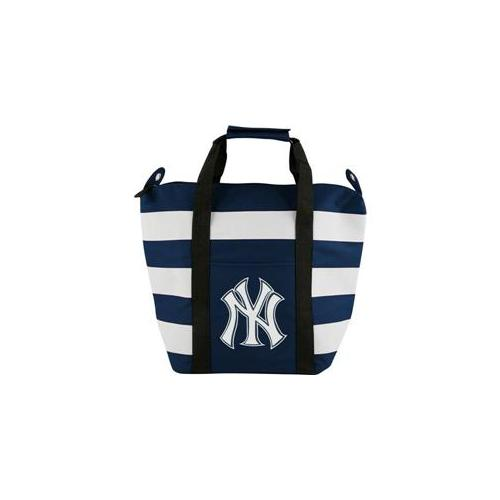 Mlb Yankees Insulated Tote Navy