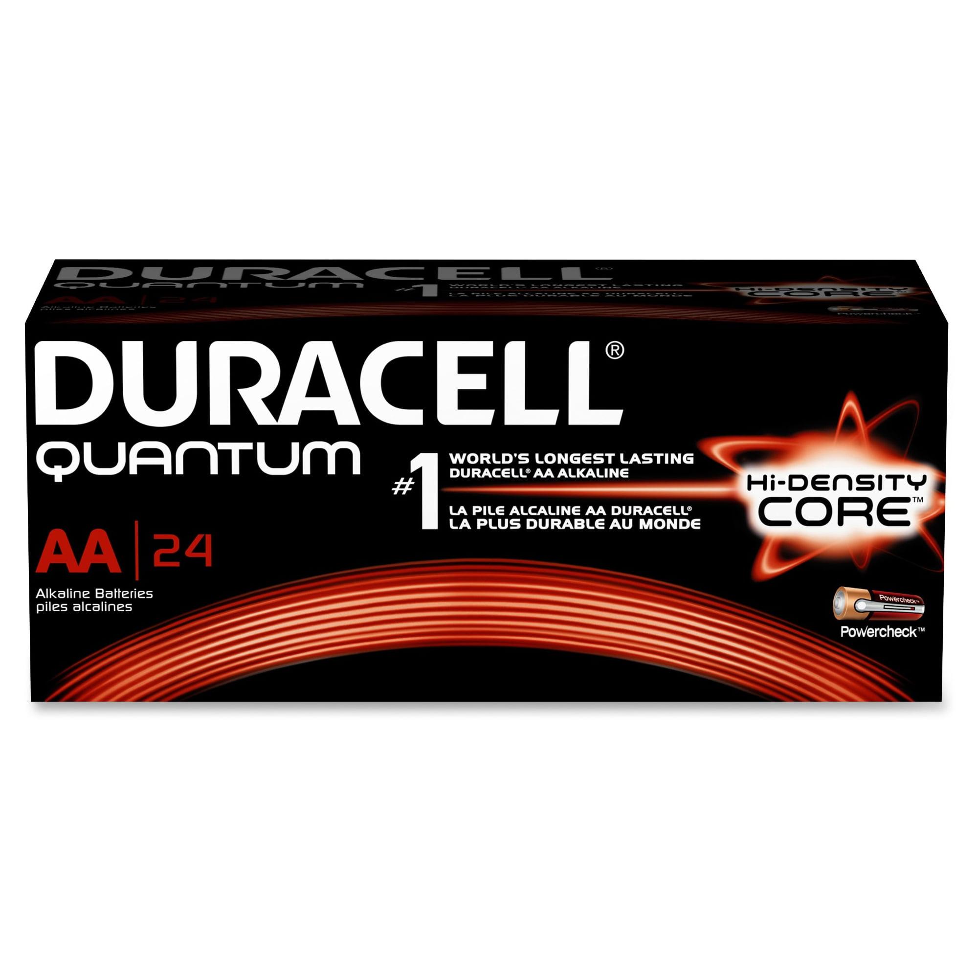 Duracell High-density Core Quantum Aa Batteries - Aa (qu1500bkdct)