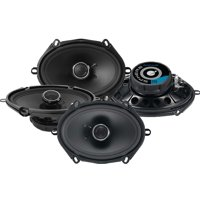 "Planet Audio SC57 Sphere 2-Way 5"" x 7"" 250 Watt Full Range Car Speaker (2 pairs)"