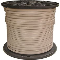 Romex Nm-B Non-Metallic Sheathed Cable With Ground, 12/3, 1000 Ft. Per Roll
