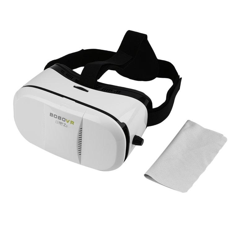 Enhanced Version 3D HeadMount VR Glasses Immersive Virtual Reality Helmet on Clearance