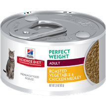 Cat Food: Hill's Science Diet Perfect Weight Wet Food