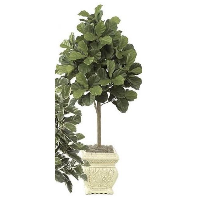 Autograph Foliages W-2320 - 5 Foot Fiddle Leaf Fig Tree - Green