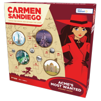 Carmen Sandiego: ACME's Most Wanted Deals