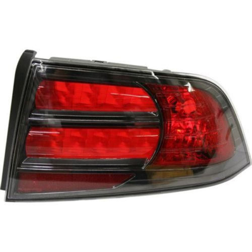 <B> New Tail Light Assembly Passenger Side Fits 2007-2008 Acura TL AC2819108 33501SEPA21 </B>