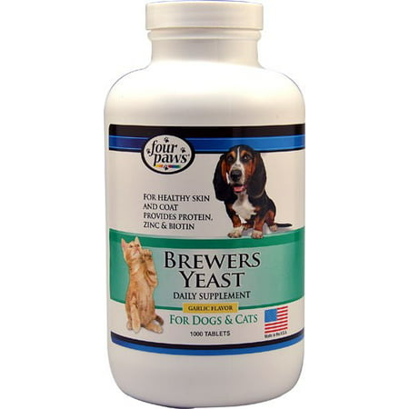 Brewers Yeast With Garlic For Dogs Reviews