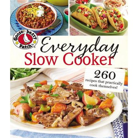 Gooseberry Patch Everyday Slow - Gooseberry Patch Recipes Halloween