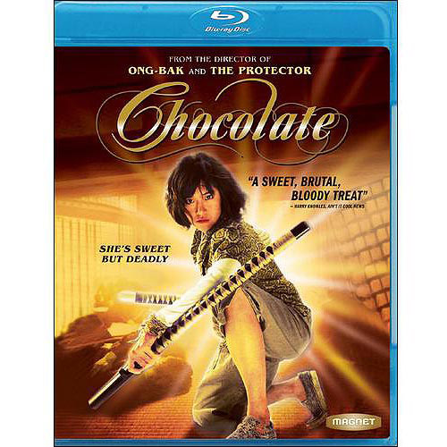 Chocolate (Blu-ray) (Widescreen)