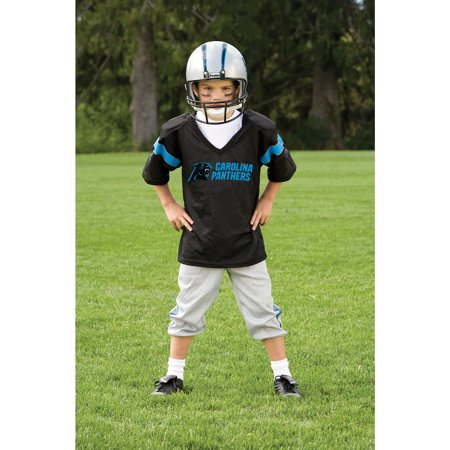 Nfl Carolina Panthers Deluxe Uniform Set