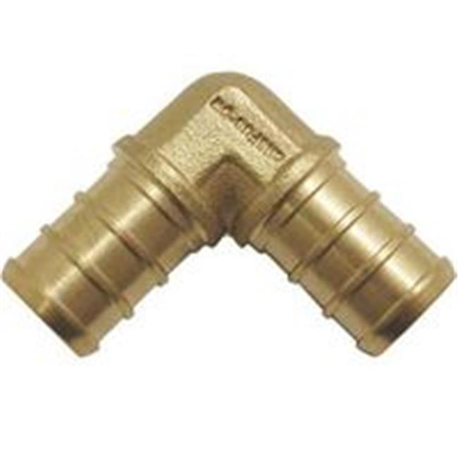 Conbraco Elbow Pex 3/4In Brass 50 Pack APXE3450PK
