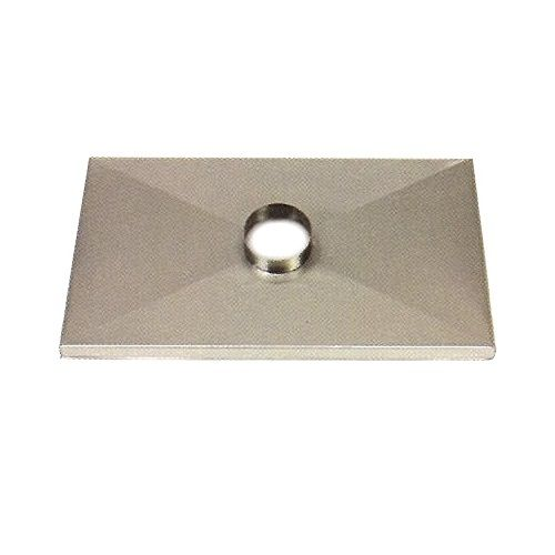 """Forever Stainless Steel Stock Chase Cover - 26"""" x 44"""""""