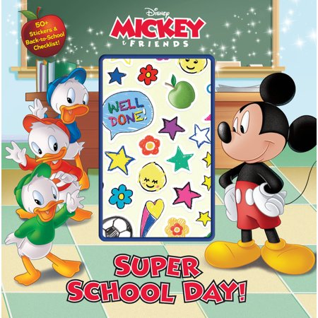 Mickey & Friends Super School Day!