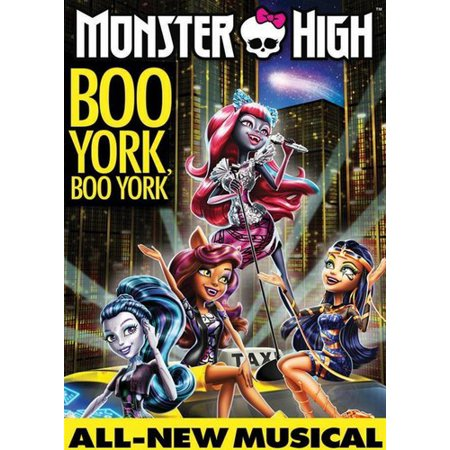Monster High  Boo York  Boo York