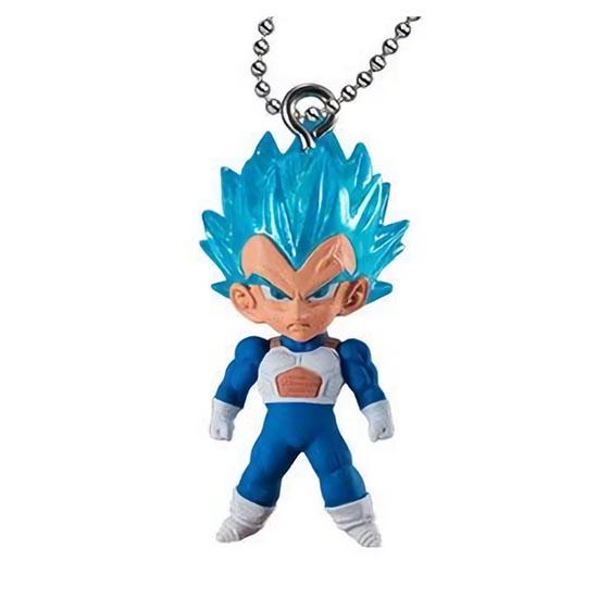 Majin Vegeta Ultimate Detailed Mascot 14 Keychain Figure Dragon Ball Z DBZ Super