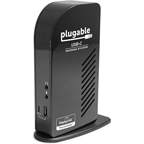 Plugable UD-ULTCDL USB-C Triple Display Docking Station
