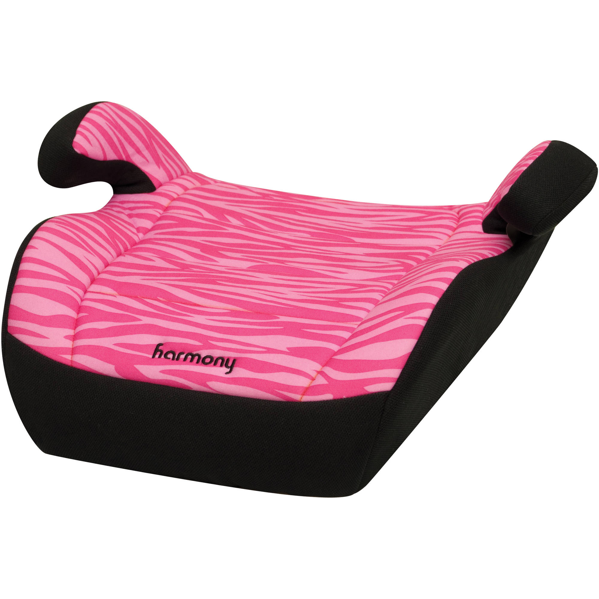 Backless Booster Car Seat Portable for 4
