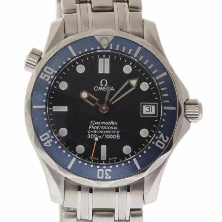 Omega Seamaster 168.1622 Steel Watch (Certified Authentic & Warranty)