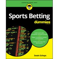 Sports Betting for Dummies (Paperback)