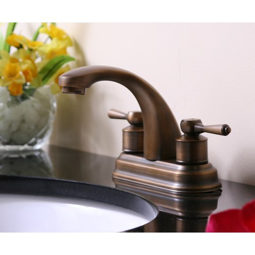 Legion Furniture Centerset Bathroom Sink Faucet with