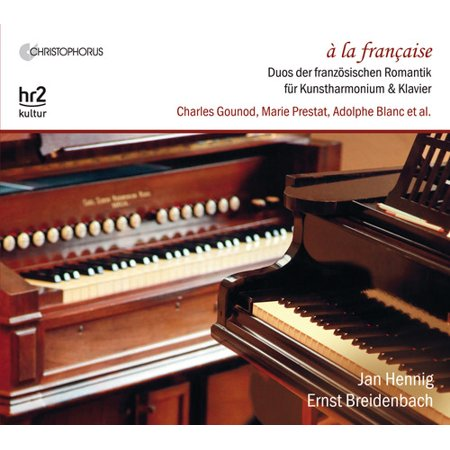 Duets for Harmonium D'art & Piano in French