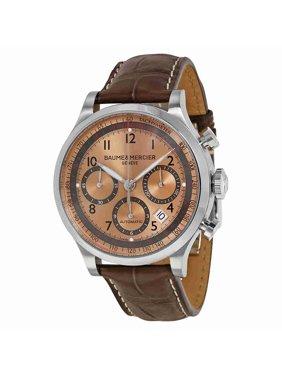 Baume & Mercier Baume and Mercier Capeland Automatic Chronograph Mens Watch 10045