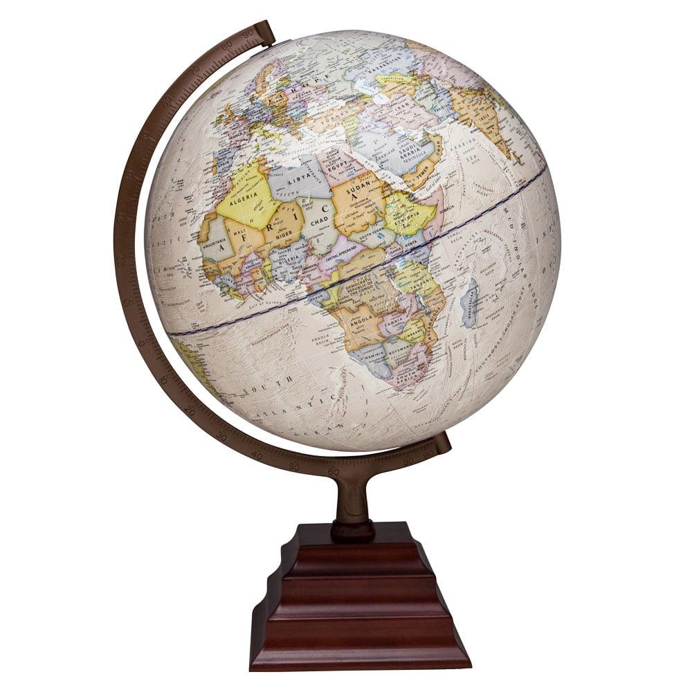 Waypoint Geographic Peninsula II Illuminated Desktop Globe