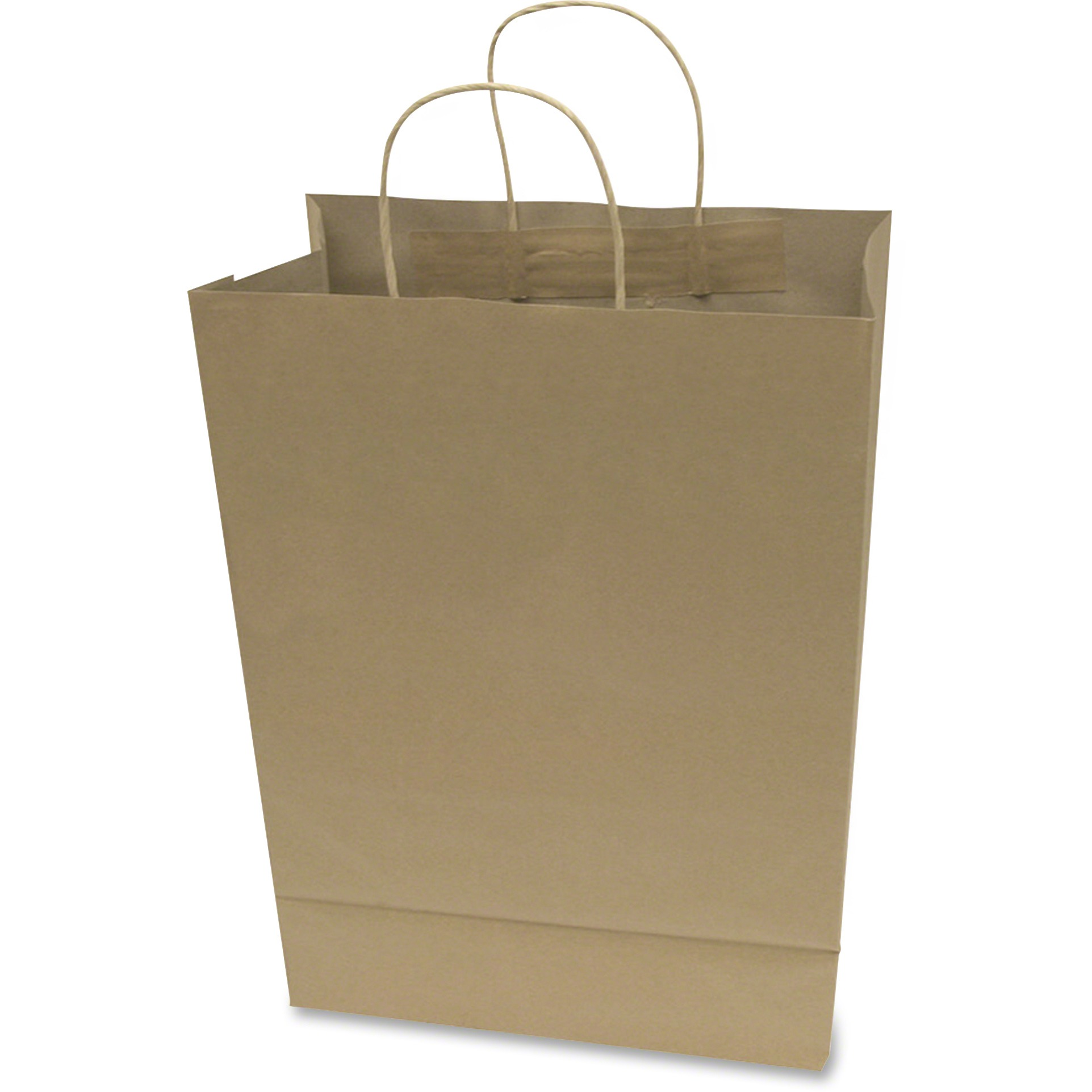 Premium Large Brown Paper Shopping Bags - Walmart.com