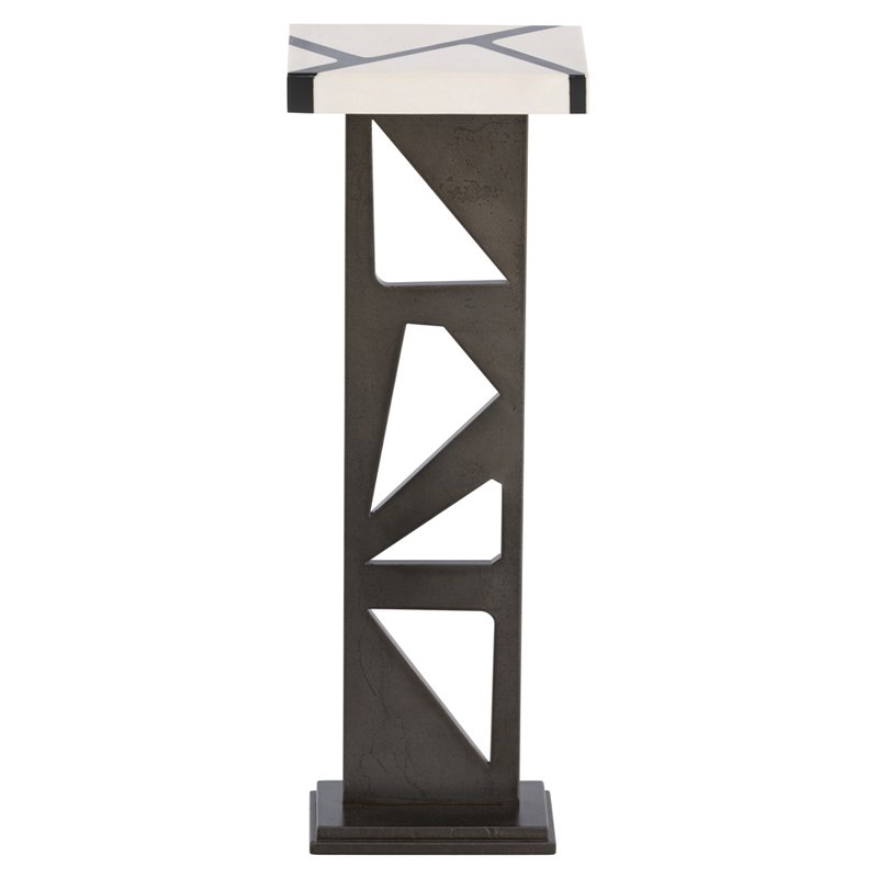 Arterior Homes Jay Jeffers Hugo Accent Table by